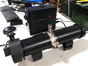 水下在线微纳米气泡实时动态观测系统